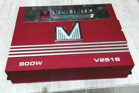 Power amplifier visonik usa