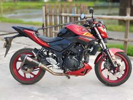 Motor Yamaha MT25