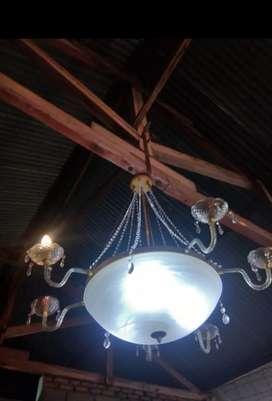 Lampu antik jadul klasik