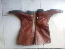 Leather Boots Foot no.7