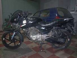 Pulsar 150 at well maintained