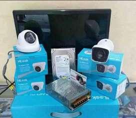 Jual dan pasang paket kamera cctv area' Cilegon
