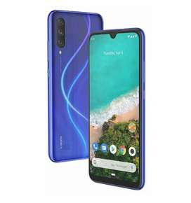 New and Seal Packed Mi A3 4GB+64GB