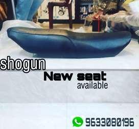 Shogun seat