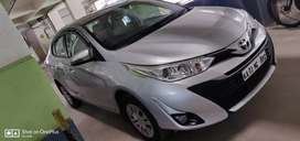 Toyota Yaris 2018 Petrol Well Maintained