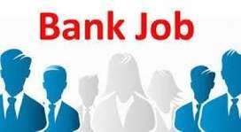 opening as hiring data entry banking job