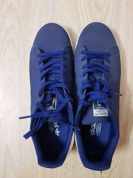 Adidas originals stan smith Vulc navy blue sneakers SIZE 10