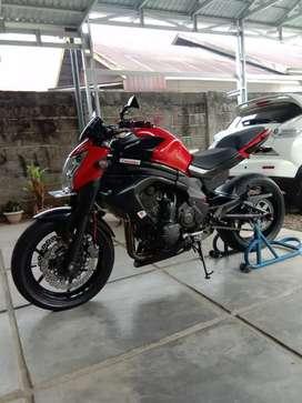 kawasaki ninja ER6N 650cc