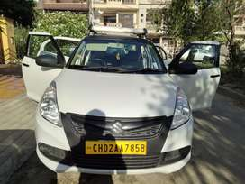 Uber ola attached car (cng)