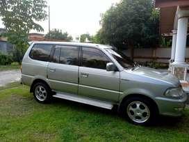 Dijual mobil toyota kijang lgx 2003 bensin