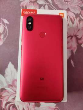 Mi A2 (4gb 64gb) 5 months used not even a single scratch