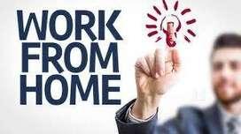 Full Time / Part Time Online Home Based Jobs, Fresher Home Based Data