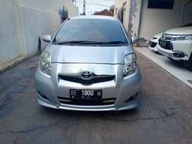Toyota yaris s limited 1.5 metic 2009 mulus