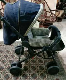 Stroller Graco preloved terawat