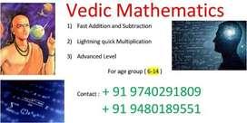 Expert vedic maths- tution centre