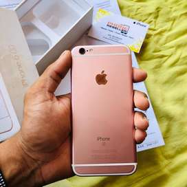 iphone 6s along bill box charger