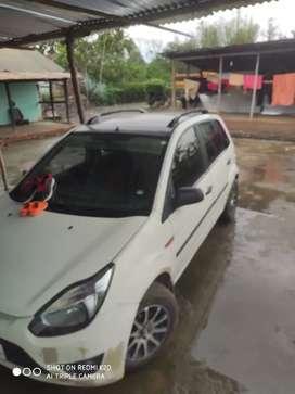Ford Figo 2012 Petrol Good Condition