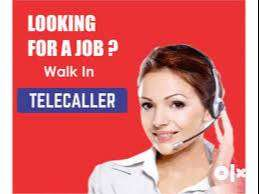 Telecaller only female candidate