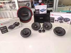 Paket audio processor nakamichi toyota daihatsu honda Mitsubishi murah