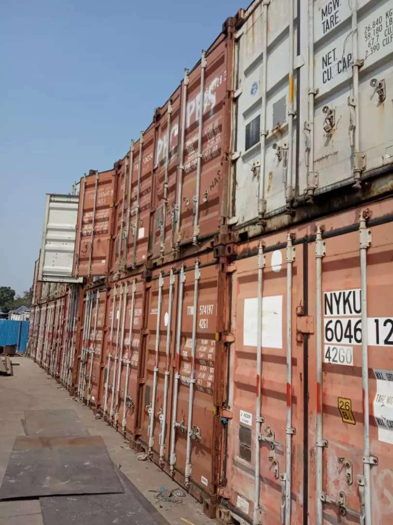 Container 40feet bekas djakarta 0