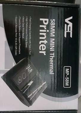 printer BLUETOOTH PPOB VSC-MP-58M