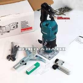 Mesin Trimmer / Mesin Profil / mesin Propil Makita 3709