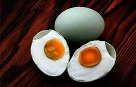 Telur Bebek Asin Matang Berkualitas