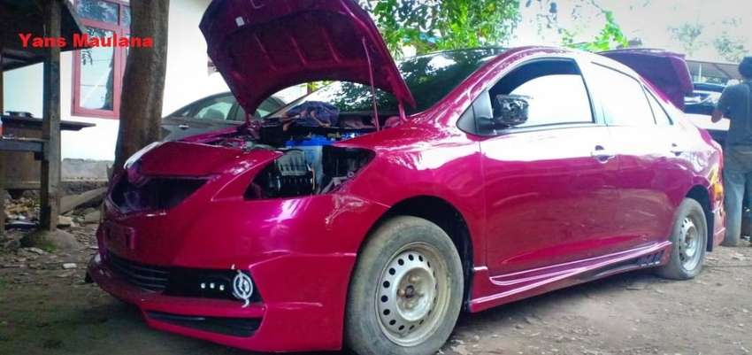 Toyota Vios Th 2102 siap pakai 0