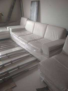 9 Seater Sofa with Left Aligned Chaise- Used