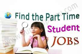 Online jobs for 10th and 12th pass student on internet.