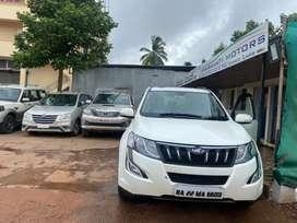 Mahindra XUV500 W10 AWD, 2017, Diesel