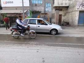 Suzuki cultus. home used. new condition