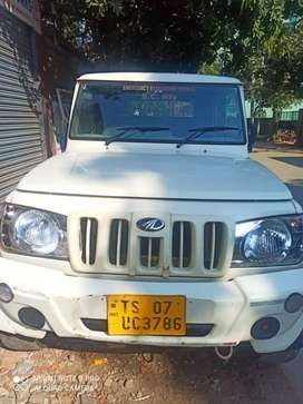 Mahindra Bolero camper 2016 Diesel 68000 Km railway department company