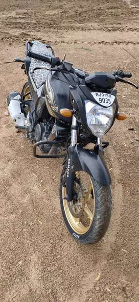 Well maintained condition fzs special edition