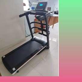 treadmill elektrik TL-607 D-14 ll alat fitnes electric