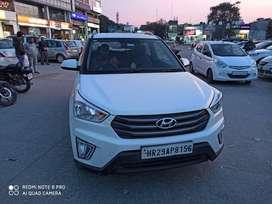Hyundai Creta 1.6 S Petrol, 2017, Petrol