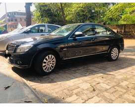 Mercedes-Benz New C-Class 2009 Diesel Well Maintained