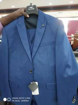 Coat suit marriage wedding dress