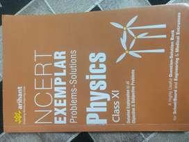 NCERT EXEMPLAR PHYSICS CLASS XI
