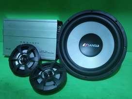 Paket Audio Brand SANSUi Full Set