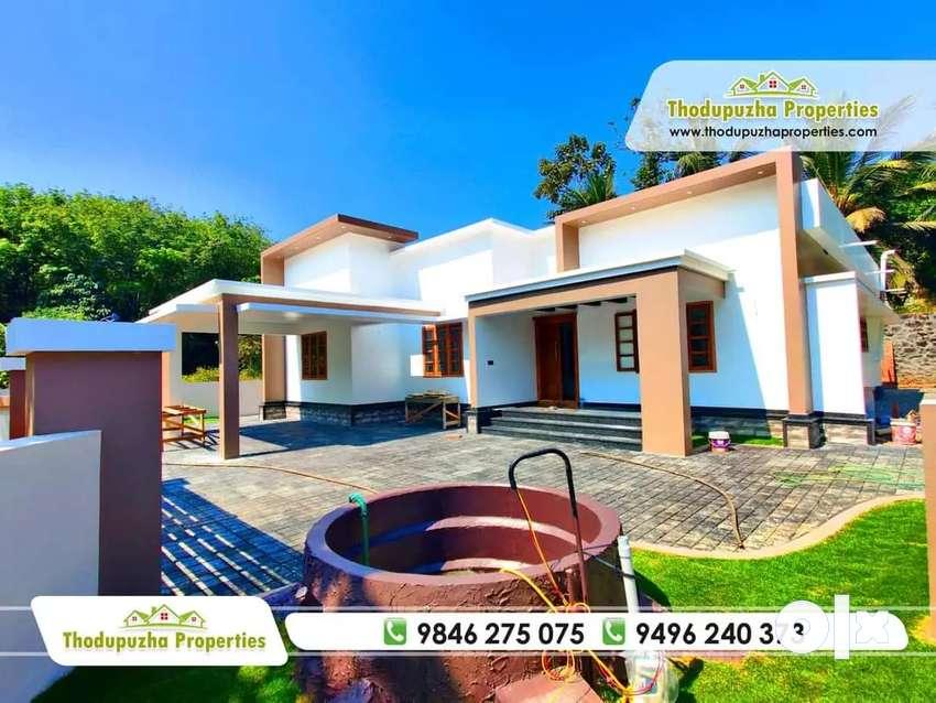 New 4bhk Home Near Thodupuzha Muthalakodam