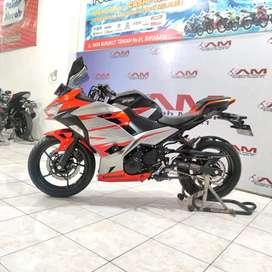 Ninja f1 250cc abs MDP odo 2rb nyess. Anugerah motor rungkut tengah 81