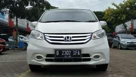 KM 50rbuan Honda Freed PSD Facelift 2014 putih mulusď