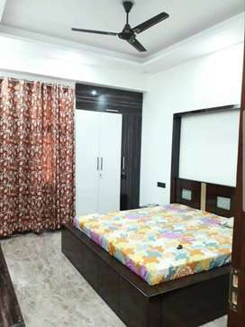 with fully furnished flat available for rent.