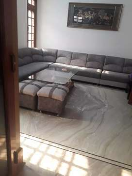 10 seater sofa with centre table nd two seater