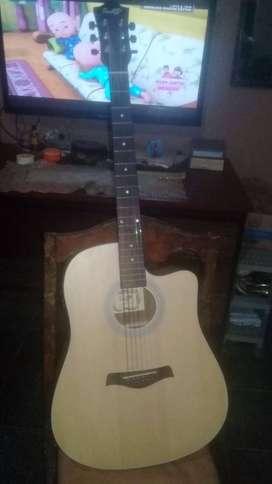Gitar listrik akustik