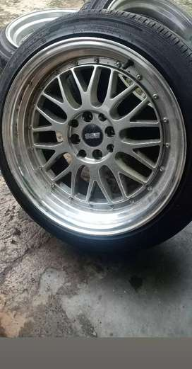 Bbs LM doble PCD ring 17