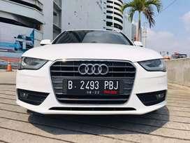 Audi A4 1.8 at matic 2012, dp 40 jt bw mob