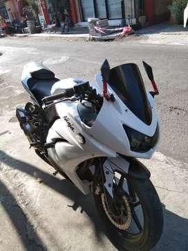 Jual ninja karbu UD BALI DHARMA MOTOR