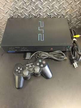 PS2 Fat HDD 80 GB full game 1 stik baru ori
